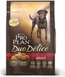 PRO PLAN DUO DELICE Adult Beef  2,5kg