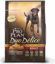 PRO PLAN DUO DELICE Adult Chicken  2,5kg