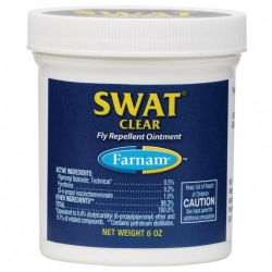 FARNAM Swat® Clear Fly Repelent Oitment 170g