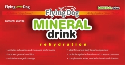 FLYING DOG Mineral Drink 25x10g