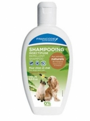 FRANCODEX Repellent Shampoo Vanilla 250ml