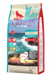 GENESIS PURE CANADA Dog Blue Ocean Adult  2,268kg
