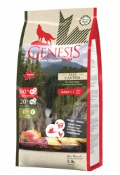 GENESIS PURE CANADA Dog Deep Canyon Adult  2,268kg