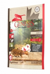 GENESIS PURE CANADA My Wild Forest Adult Cat 2,26kg