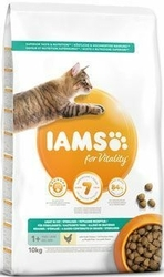 IAMS for Vitality Cat Adult Weight Control Chicken 10kg