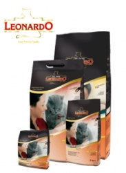LEONARDO Cat Adult Sensitive Rich in Duck&Rice   400g