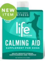 Life by TropiClean Calming Aid Supplement for Dogs 74ml
