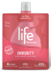 Life by TropiClean Immunity Supplement for Dogs 74ml