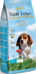 Triple Crown Premium Dog Lovely Puppy  3kg