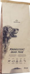 Magnusson Meat & Biscuit Grain Free Dog 4,5kg