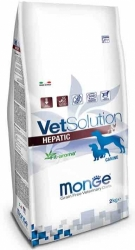 Monge VetSolution Canine Hepatic 2kg