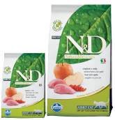 N&D Grain Free Adult Cat Boar&Apple 300g