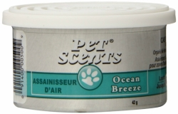 CALIFORNIA SCENTS Air Freshener Pet Scents Ocean Breeze 42g