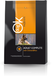 OK Dog Passion Adult Complete Chicken&Rice 12,5kg