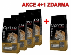 OPTIMAnova Cat Grain Free Chicken 8kg 4+1 ZDARMA