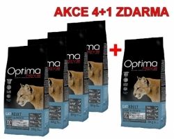 OPTIMAnova Cat Grain Free Rabbit 8kg 4+1 ZDARMA
