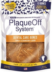 ProDen PlaqueOff® Dental Bones Turkey 482g