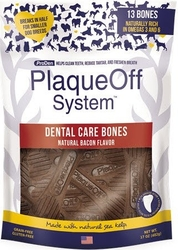 ProDen PlaqueOff® Dental Bones Natural Bacon 482g