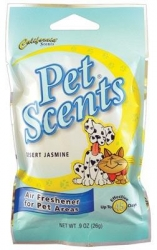 CALIFORNIA SCENTS Air Freshener for Pet Areas Pet Scents Desert Jasmine