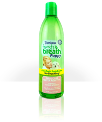 TropiClean Puppy Oral Care Water Additive 473ml