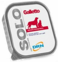 Solo Mono Protein Diet Galletto 300g