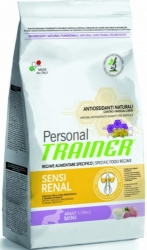 Trainer Personal Sensi Renal Adult Dog Mini Breed 2kg