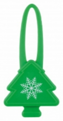 Trixie Christmas Tree Flesher Green 7cm