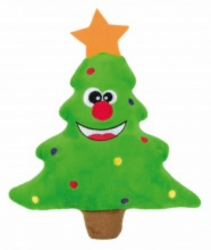 Trixie Squeezy Plush Christmas Tree Green 22cm