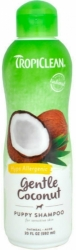 TropiClean Puppy Shampoo Hypo Allergenic Gentle Coconut 592ml