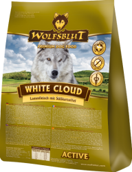 Wolfsblut White Cloud Adult High Energy 2kg