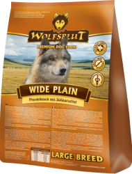 Wolfsblut Wide Plain Adult Large Breed 15kg