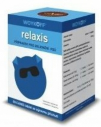 Woykoff Relaxis pro psy 60tbl.