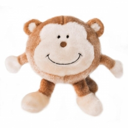 ZippyPaws Brainey Monkey 25cm