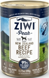 Ziwi Peak Dog Beef Recipe 390g