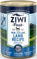 Ziwi Peak Dog Lamb Recipe 390g