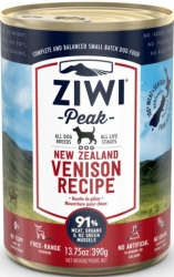 Ziwi Peak Dog Venison Recipe 390g